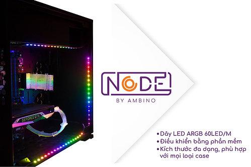 Bộ Led dán Case Ambino Node (Mid Tower)