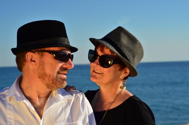 Bill Hartmann and Gloria Hartmann