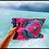 Thumbnail: Maxi Pochette En Wax «MANDALA»