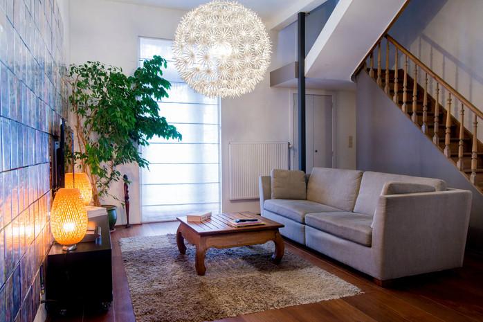 Rénovation contemporaine maison bruxelloise à Uccle