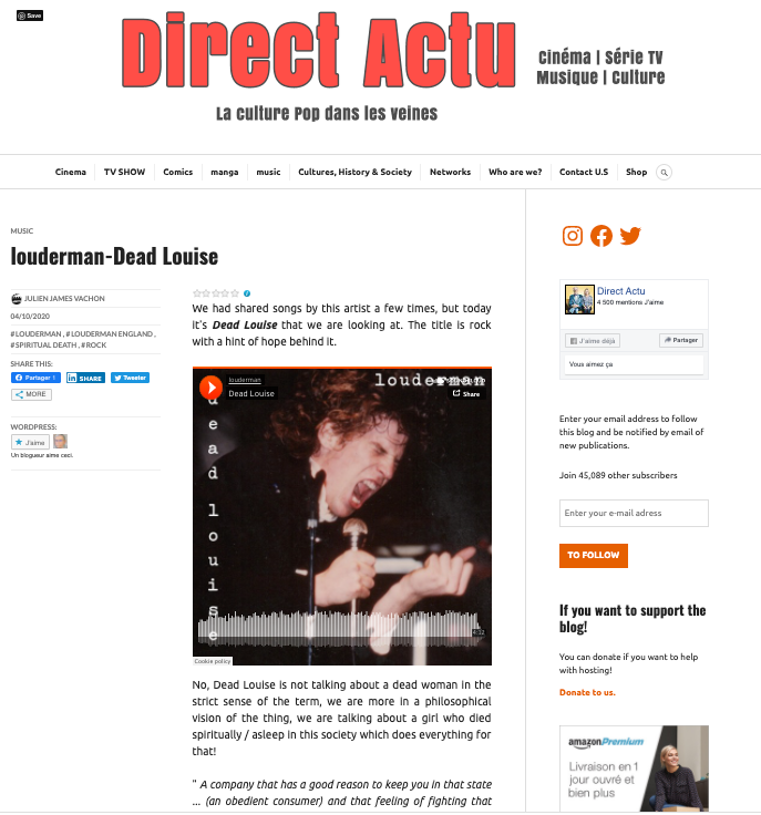 Direct Actu Review