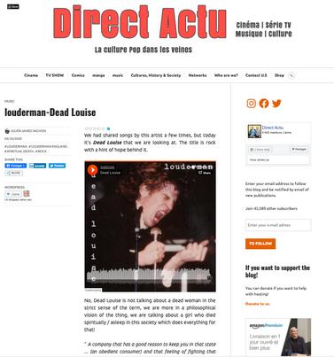 Direct Actu Review