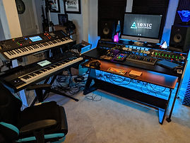 NEW STS MixDesk and Keyboards.jpg