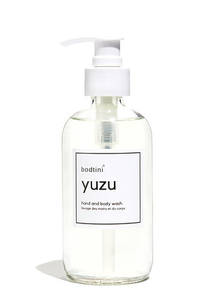 YUZU Hand and Body Wash - 8oz