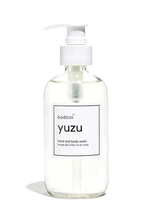 YUZU Hand and Body Wash - 8oz