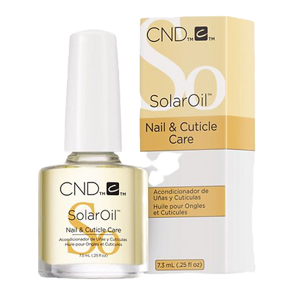 CND Solar Oil Cuticle and Nail Treatment - 15ml