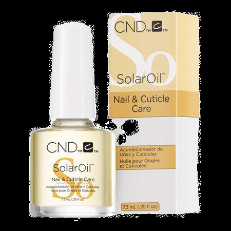 CND Solar Oil Cuticle and Nail Treatment - 15ml