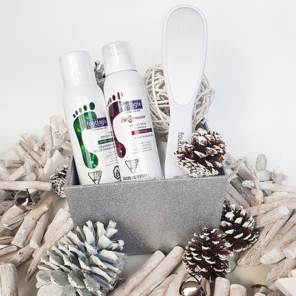 Smooth & Soothe Holiday Gift Set - FOOTLOGIX