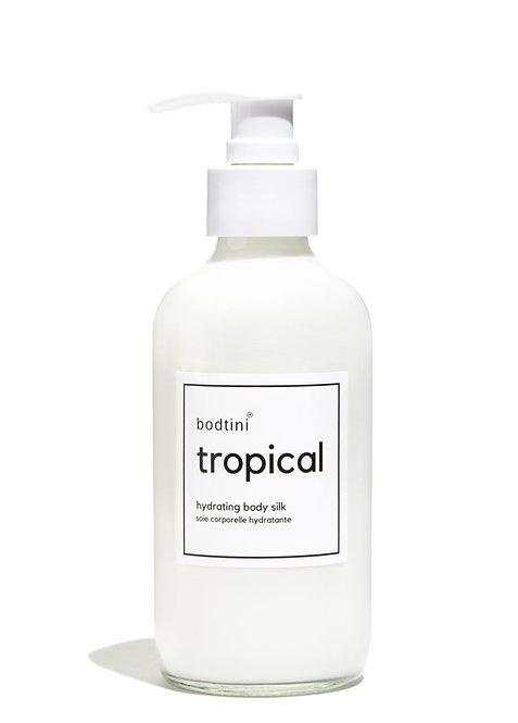 TROPICAL Hydrating Body Silk - 8oz