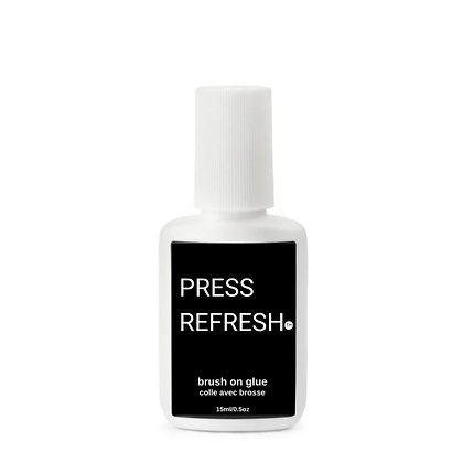 Brush On Nail Glue - PRESS REFRESH