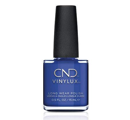 Blue Eyeshadow - CND Vinylux Long Wear Polish
