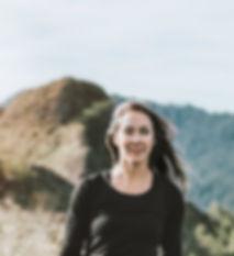 Mujer en la naturaleza