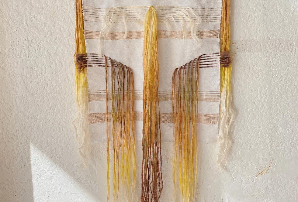 Sunrise Mask Tapestry