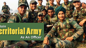Join Territorial Army Officer Recruitment Online Form 2021