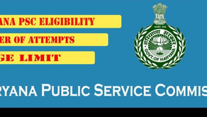 Haryana Civil Services HCS Recruitment 2021 Online Form 2021