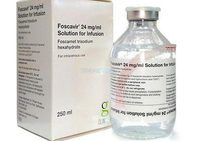 Foscavir-foscarnet