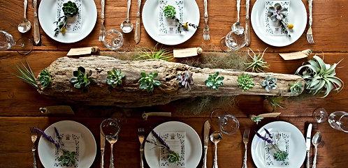 Table Taniku Set (Guest Table)