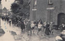 Haan trekkende jeugd 1937