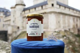 La Royale de Vincennes devant son Château