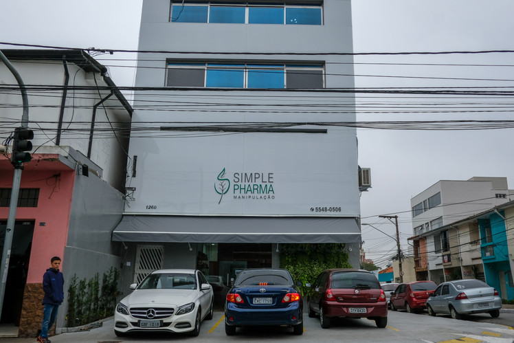 Fachada Simple Pharma