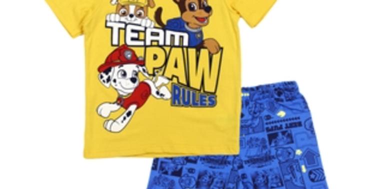 Disney Paw Patrol Short Set