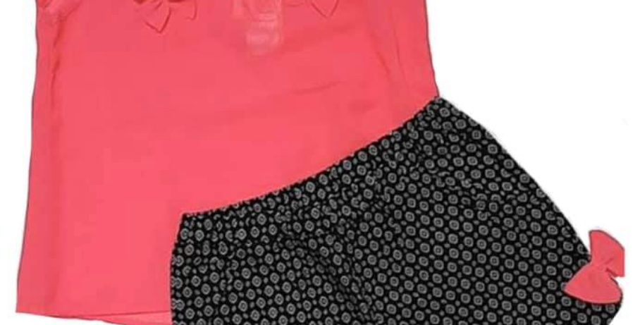 Pearl 2 Piece Shorts Set