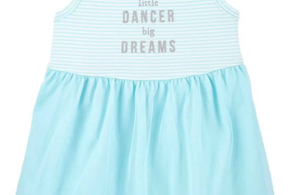Little Dancer Summer Dress
