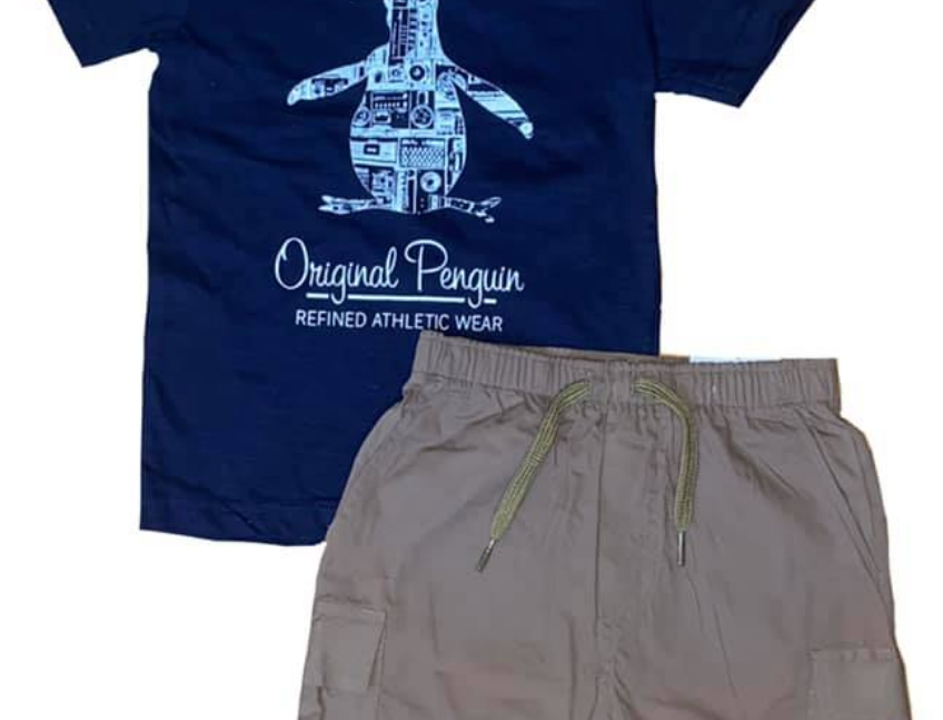 Original Penguin 2 Piece Set