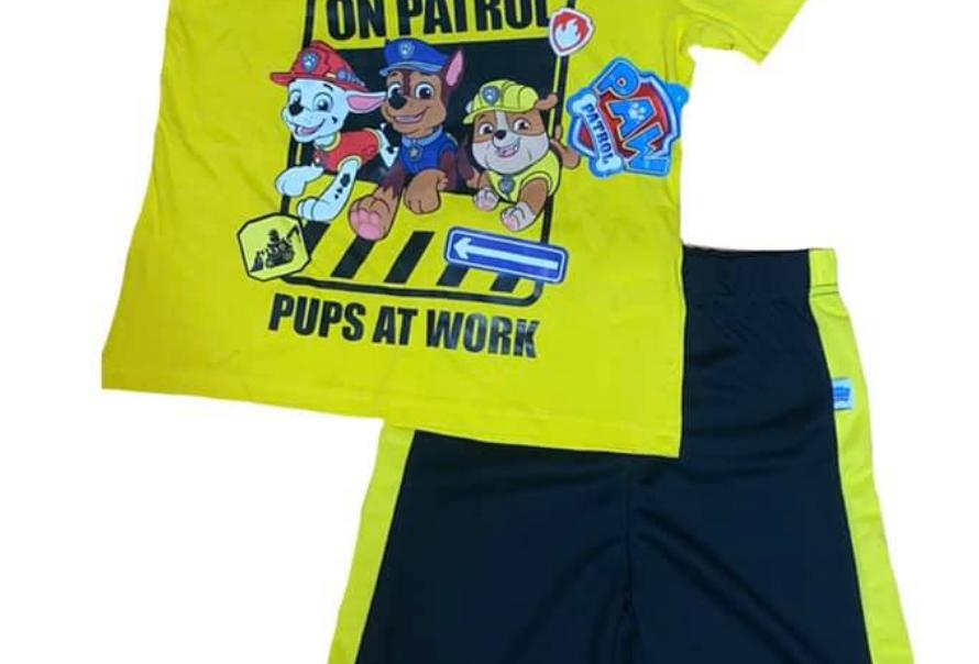 Paw Patrol 2 Piece Set