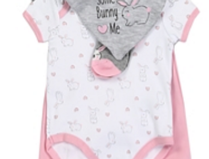 Bunny Baby 5 Piece Set