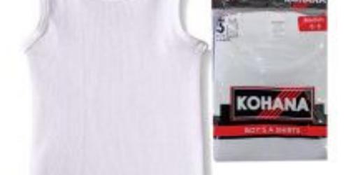 Undershirts (KBW)
