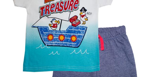 Ahoy Me Treasure (KBW)