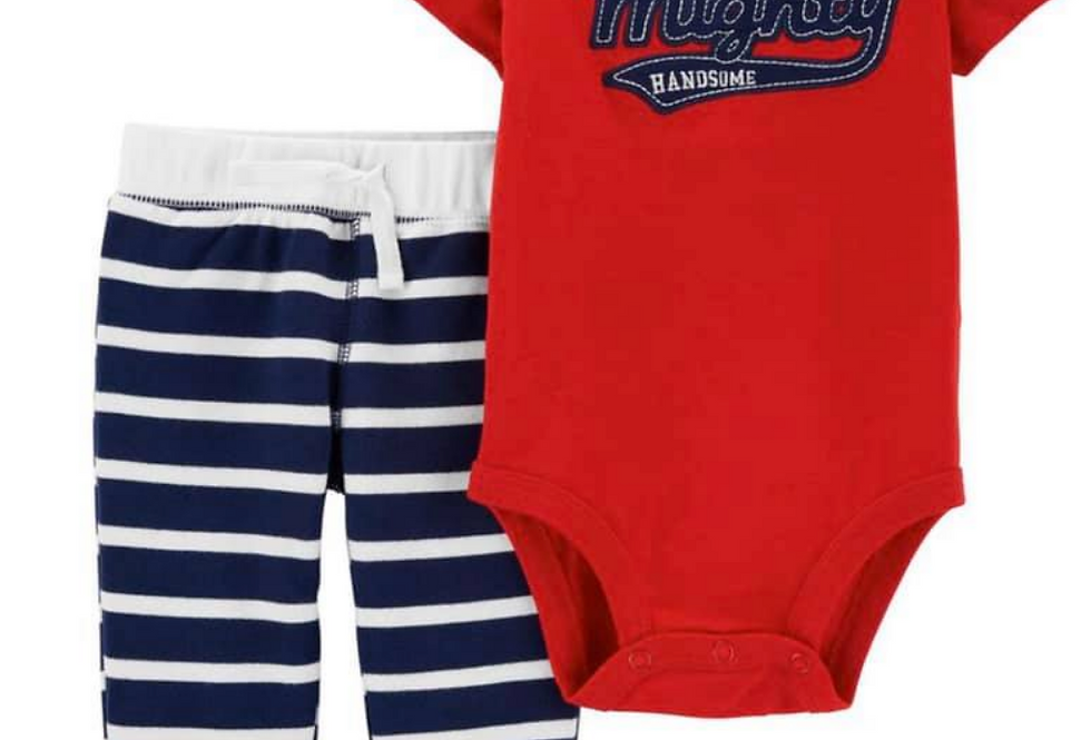 Mighty Handsome Carters Set
