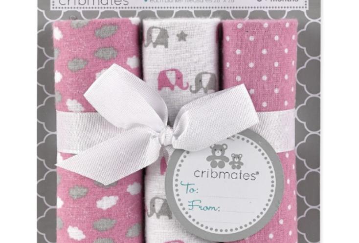 Baby Receiving Blankets Set (KBW)