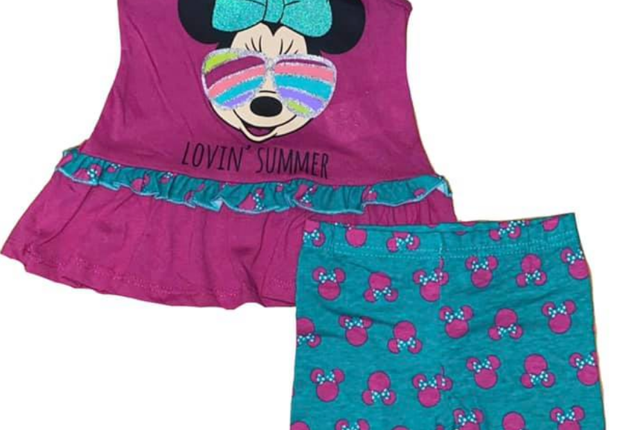 Lovin Summer Mini Disney Set