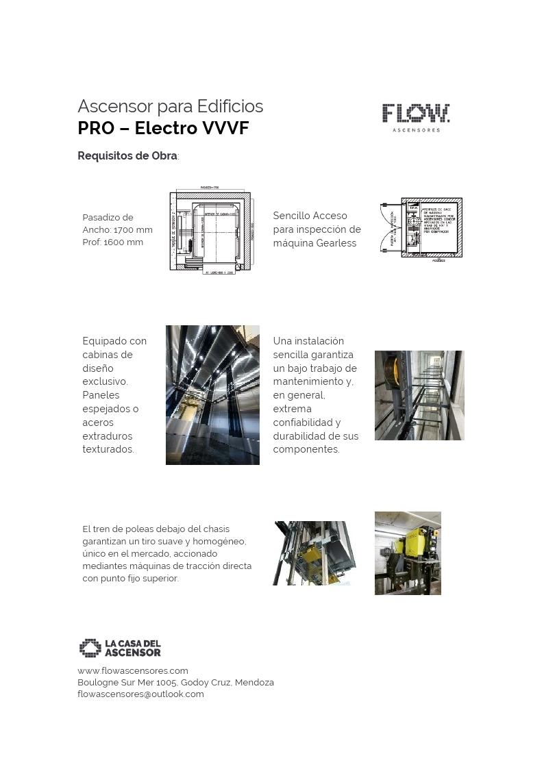 ECO - El ascensor del futuro Hoy