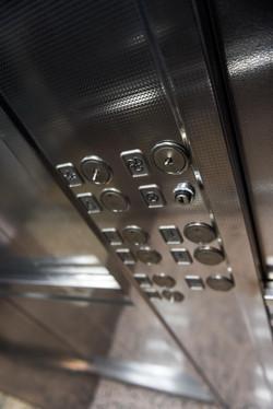 Botonera de cabina ascensor ECO