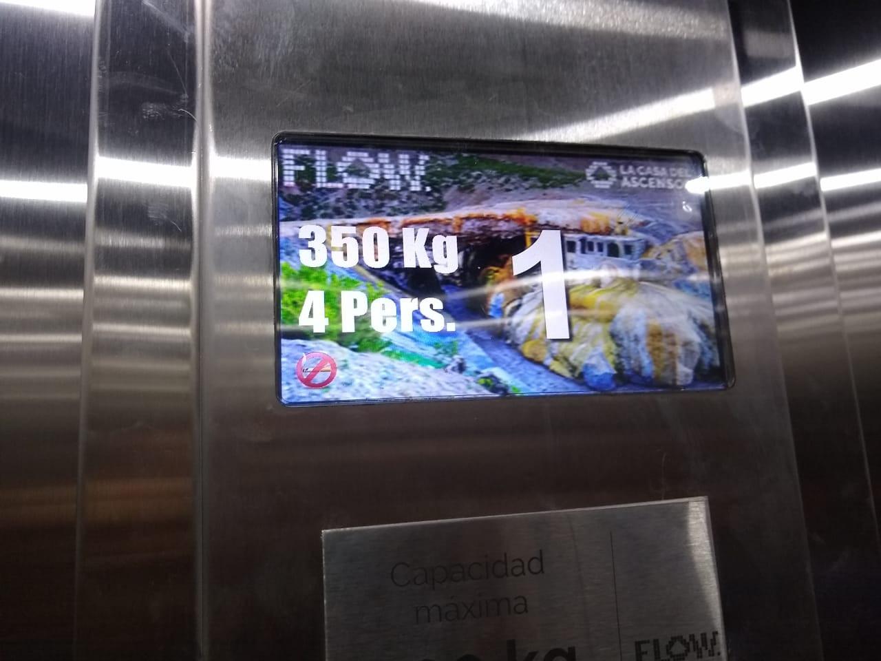 Indicador de posición LCD Full Color