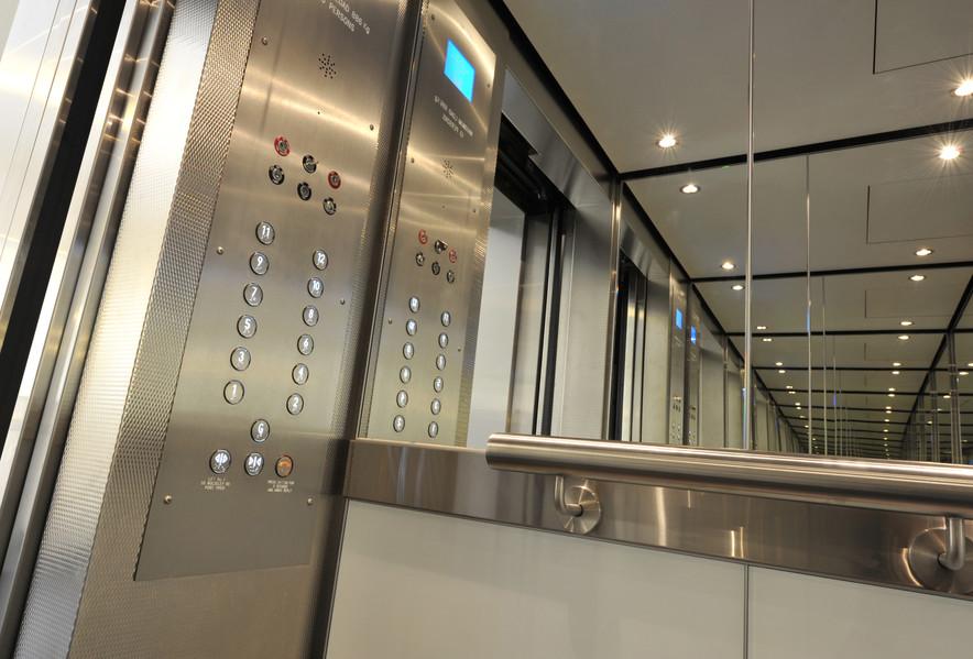 Cabina de ascensor