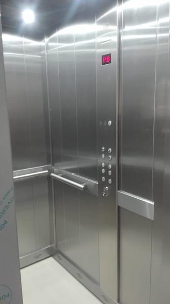 Cabina de ascensor PRO VVVF