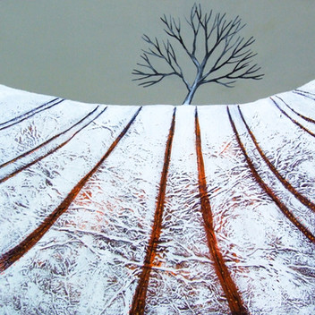 Towards the Old Tree ©Deborah Burrow SOLD