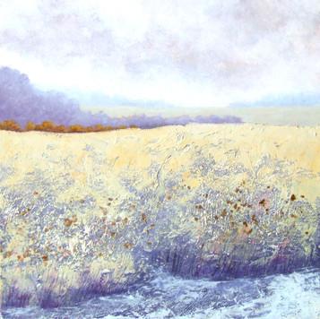 Dunwich Reeds ©Deborah Burrow SOLD