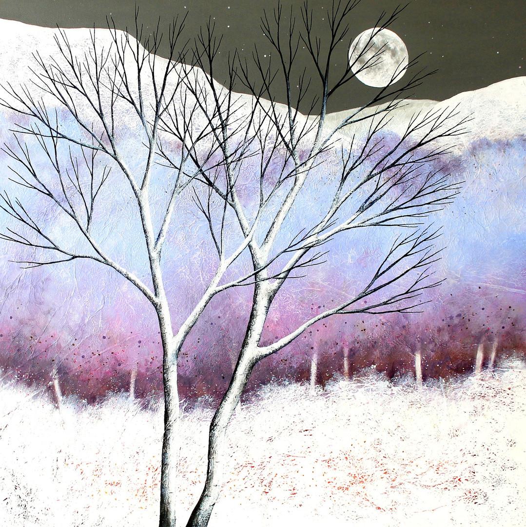 The Stillness of Winter III ©Deborah Burrow