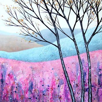 The Enchanted Land IV ©Deborah Burrow  SOLD