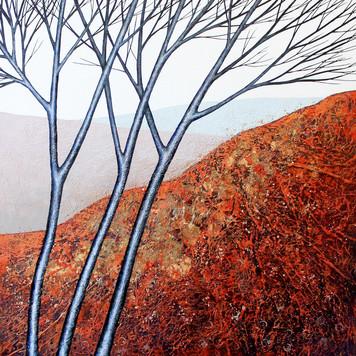 The Burnished Autumn III ©Deborah Burrow
