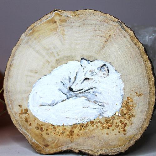 The Snow Fox's Den