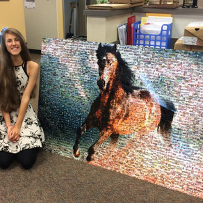 Making a Mustang with Evana Holevas