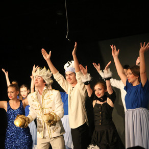 The Westies: Awards for Minarets Drama Department