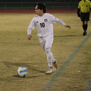 Boys Soccer: Kickin' Covid's Behind