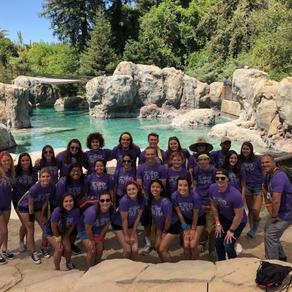 Minarets Leadership Zoo Crew
